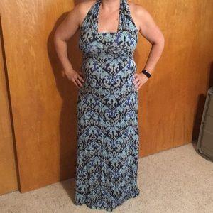 CAbi halter dress